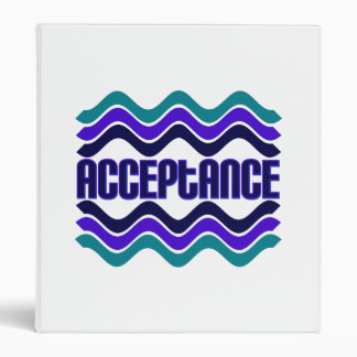 Acceptance Vinyl Binder