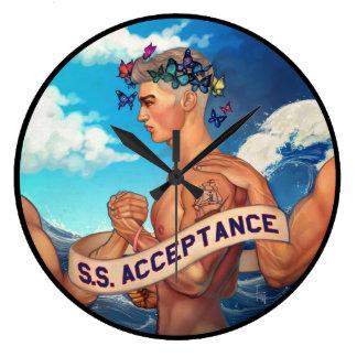Acceptance Clock