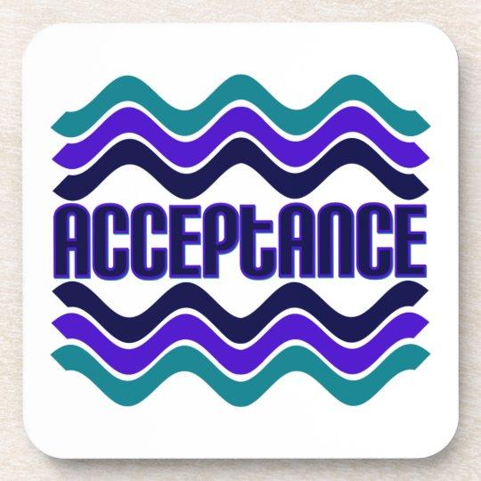 Acceptance Drink Coaster