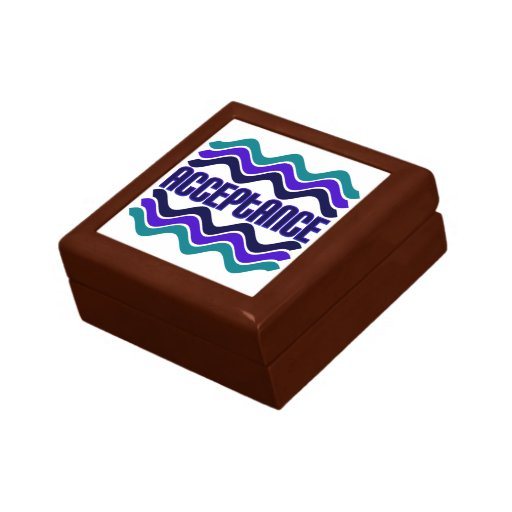 Acceptance God Box Medallion Box Gift Box