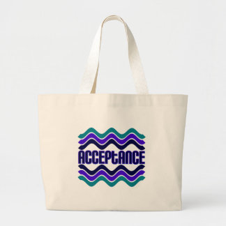 Acceptance Large Tote Bag