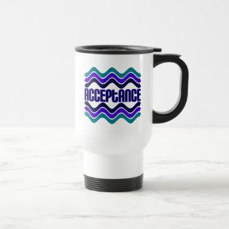 Acceptance Coffee Mugs