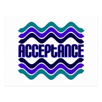 Acceptance Post Card