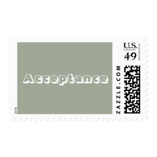 Acceptance Postage