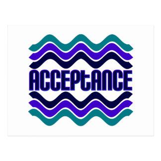 Acceptance Postcard