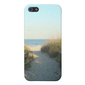 Acceso de la playa iPhone 5 funda