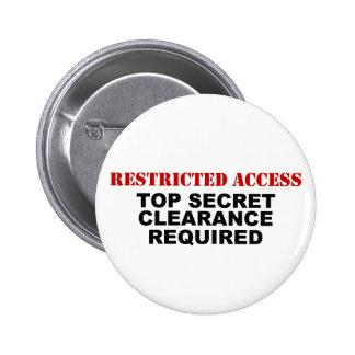 Acceso restricto pin