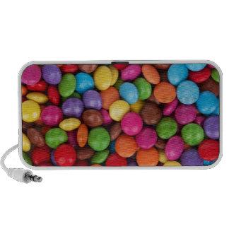Accesorio multicolor del modelo de los dulces del  altavoz