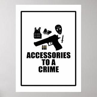 Accesorios a un crimen impresiones