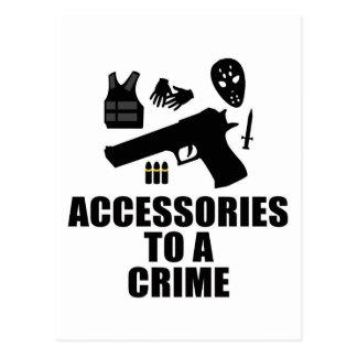 Accesorios a un crimen postal