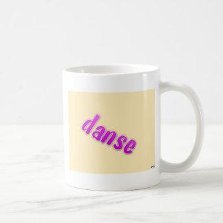 accesorios Danse Tazas De Café