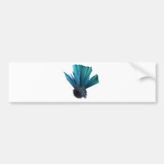 accesorios del fascinator etiqueta de parachoque