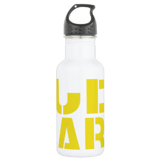 Access All Areas Stainless Steel Water Bottle