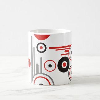 access classic white coffee mug