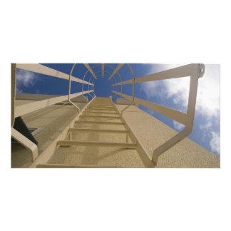 Access Ladder Photo Card