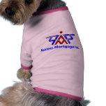 Access Mortgage Inc. Dog Tshirt