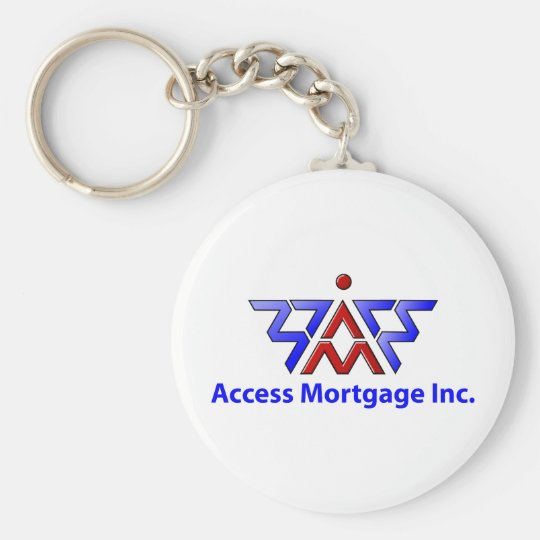 Access Mortgage Inc. Keychain