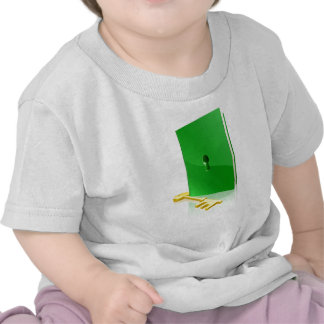 Access to education concept tee shirts