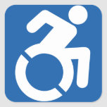 Accessible Icon Small Stickers