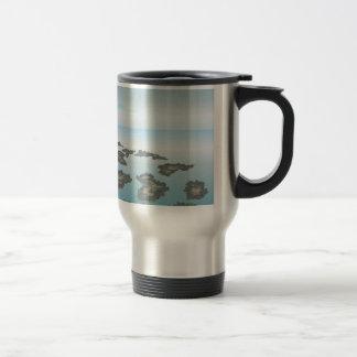 accessories landscapes vector travel mug