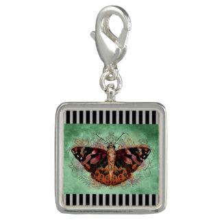 Accessories - Painted Lady Charm