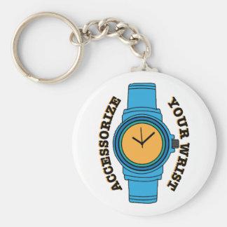 Accessorize Your Wrist Keychain