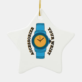 Accessorize Your Wrist Ornament