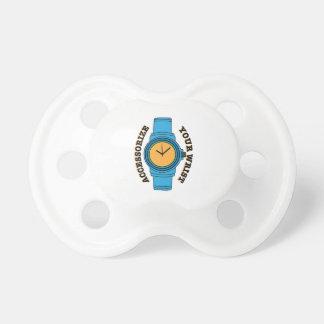 Accessorize Your Wrist Pacifier