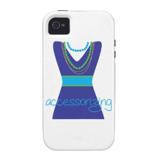 Accessorizing Vibe iPhone 4 Cases