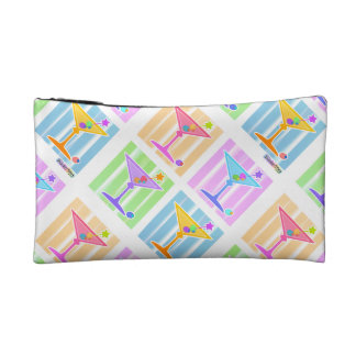 ACCESSORY BAGS - PASTEL MARTINIS