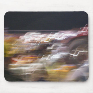 Accident from a Tractor Pull Mouse Pad