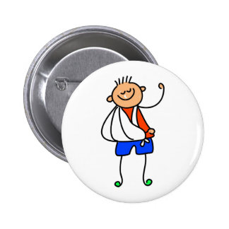 Accident Kid Button