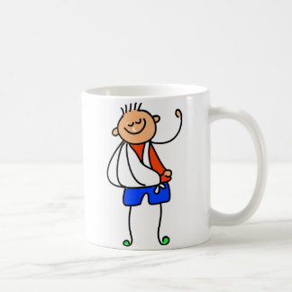 Accident Kid Coffee Mug