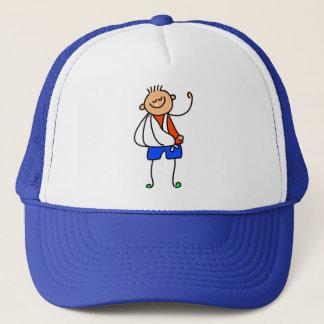 Accident Kid Trucker Hat