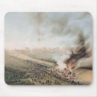 Accident on the Versailles to Bellevue Railway Mouse Pad