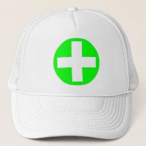 Accident Prevention Trucker Hat