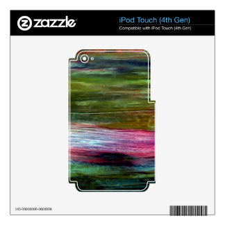 Accidental Art Skin For iPod Touch 4G
