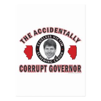 Accidentally-Corrupt-2 Tarjeta Postal