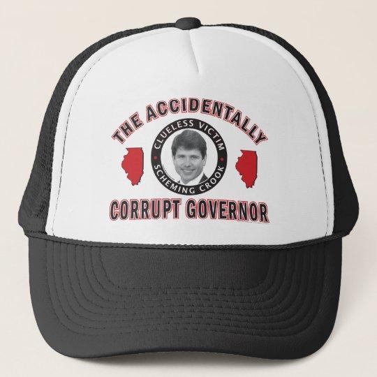 Accidentally-Corrupt-2 Trucker Hat