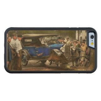 Accidente de tráfico - salió en ninguna parte de funda de iPhone 6 bumper arce