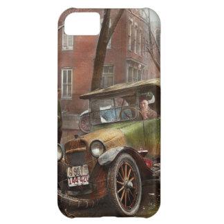 Accidente de tráfico - salió en ninguna parte de funda para iPhone 5C