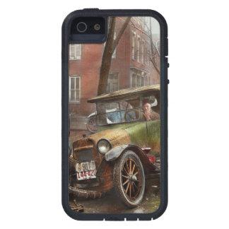 Accidente de tráfico - salió en ninguna parte de iPhone 5 carcasa