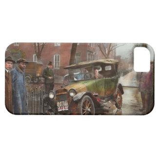 Accidente de tráfico - salió en ninguna parte de iPhone 5 fundas