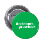 Accidents Button Green