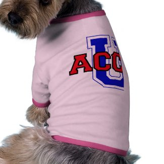 Accio U Doggy Shirt Dog Tee Shirt