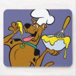 Acción de gracias 08 de Scooby Alfombrillas De Raton