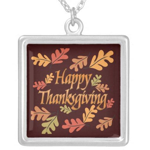 Acción de gracias joyerias personalizadas