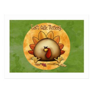 Acción de gracias - dé las gracias tarjetas postales