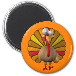 Acción de gracias divertida Turquía Imán