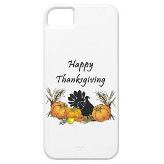 Acción de gracias feliz iPhone 5 Case-Mate cobertura
